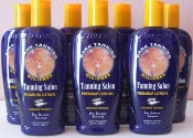 Oil-Free Dark Tanning Lotion